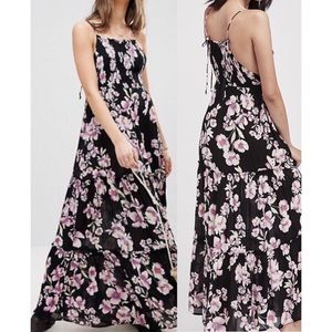 Free People Garden Party Maxi - Onyx